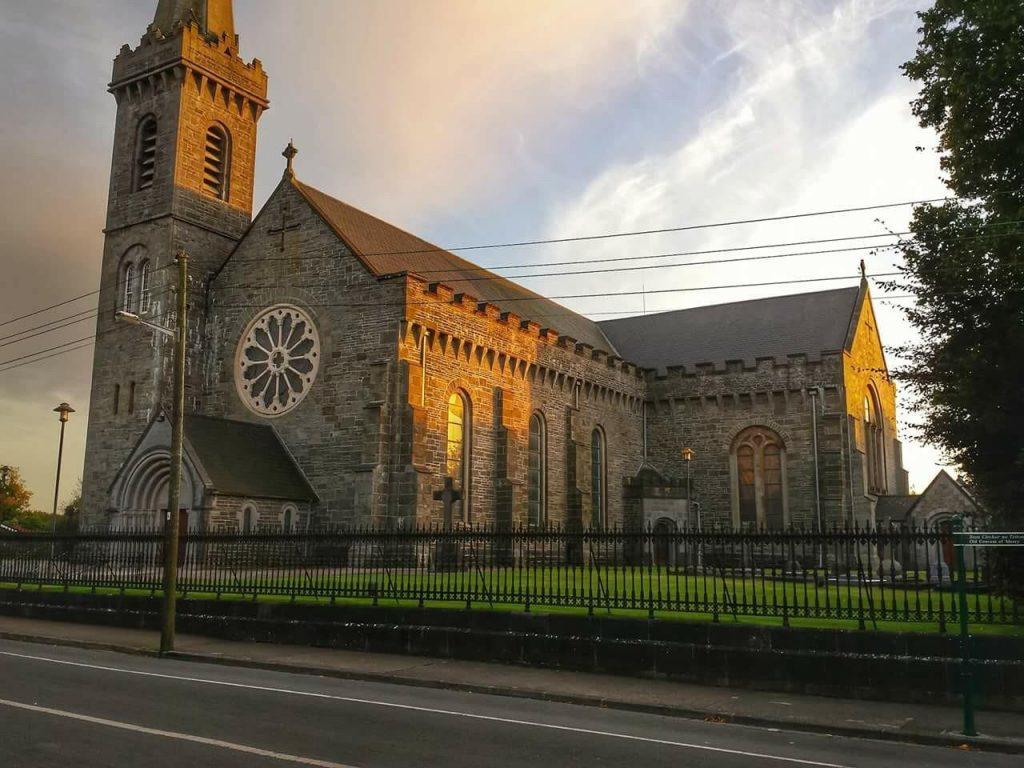 Kilrush Parish - St Senans Church
