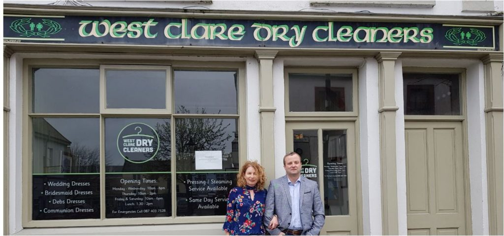 West Clare Dry Cleaners